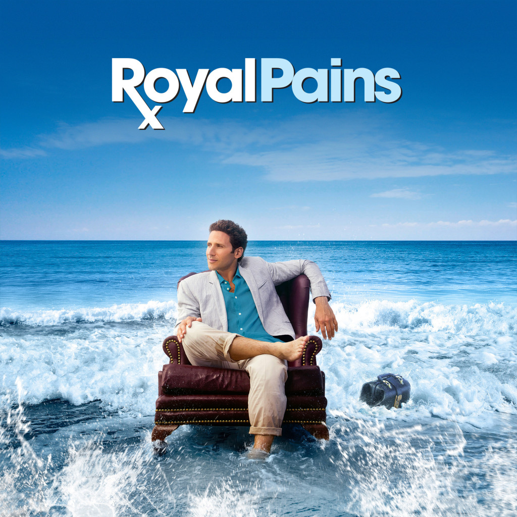Colors In The Air in Royal Pains