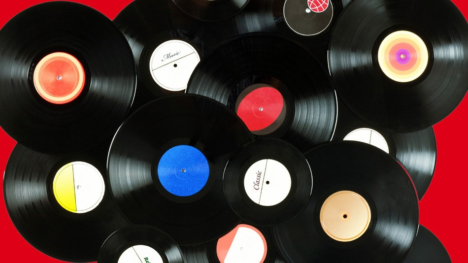 The Music Industry in Rude Health & the Delightful Resurgence of Vinyl