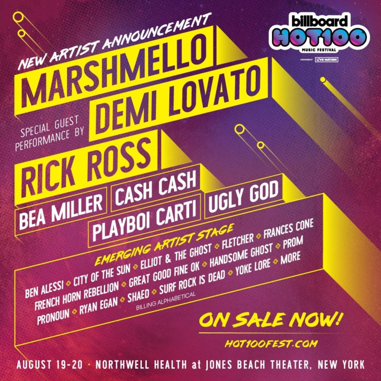 Ben Alessi @2017 Billboard Hot 100 Festival